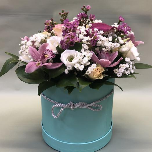 Милой в 8 марта: букеты цветов на заказ Flowwow