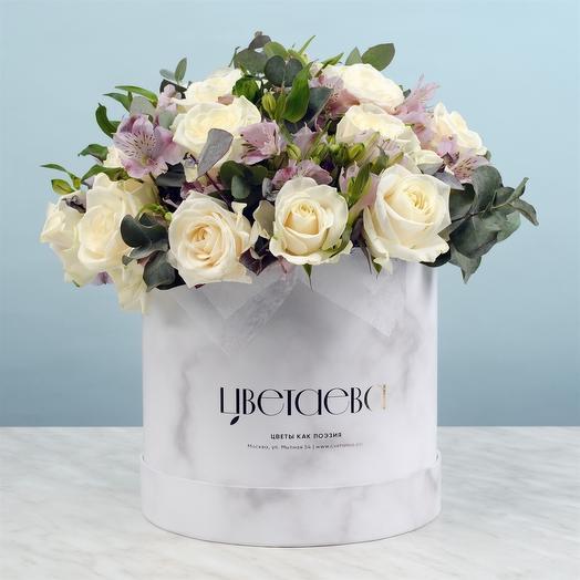 Поцелуи: букеты цветов на заказ Flowwow