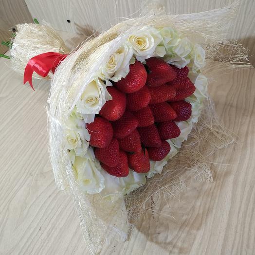 Избранице: букеты цветов на заказ Flowwow
