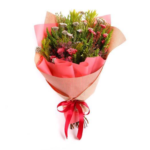 Букет Русалка: букеты цветов на заказ Flowwow