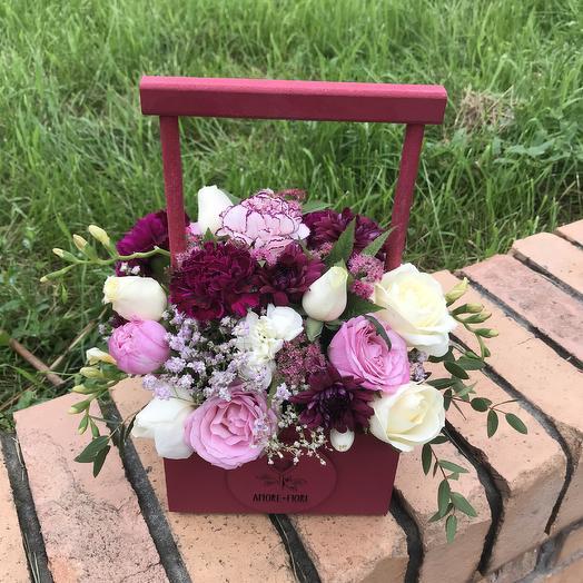 Настроние: букеты цветов на заказ Flowwow