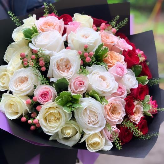 САМАЯ -САМАЯ: букеты цветов на заказ Flowwow