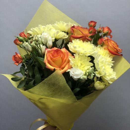 Солнечное утро: букеты цветов на заказ Flowwow