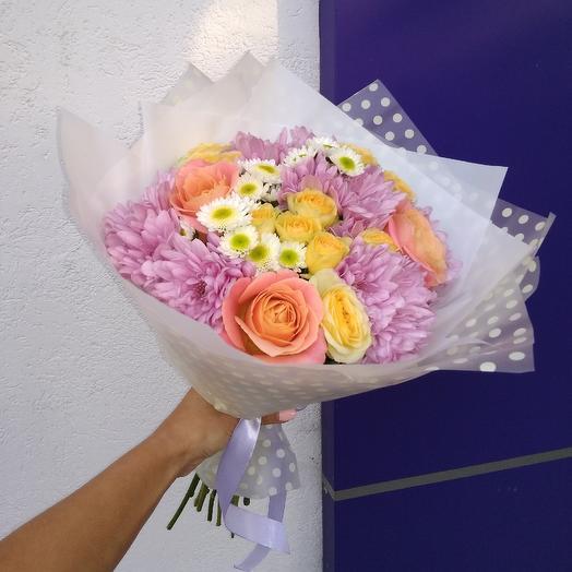 Оссенее настроение: букеты цветов на заказ Flowwow