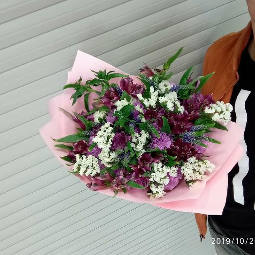 Ваааууу: букеты цветов на заказ Flowwow