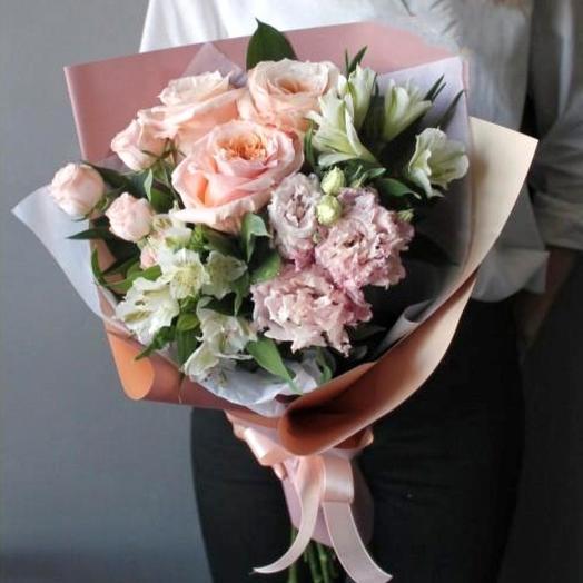 """Букет """"Джулия"""": букеты цветов на заказ Flowwow"""