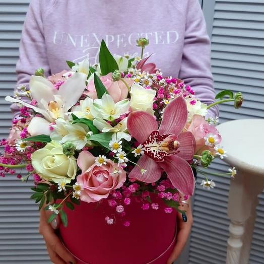 Полёт: букеты цветов на заказ Flowwow
