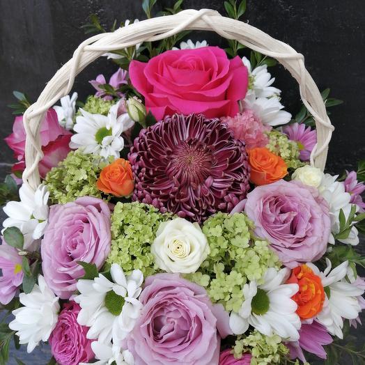 Родной: букеты цветов на заказ Flowwow