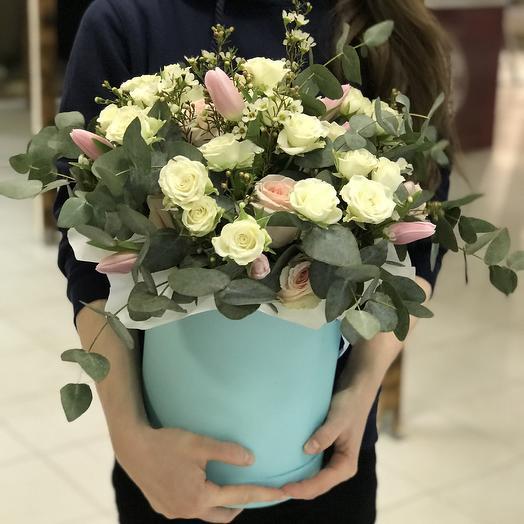 Сады сальвадора: букеты цветов на заказ Flowwow