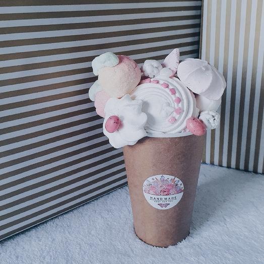 Сладкий стаканчик 2: букеты цветов на заказ Flowwow