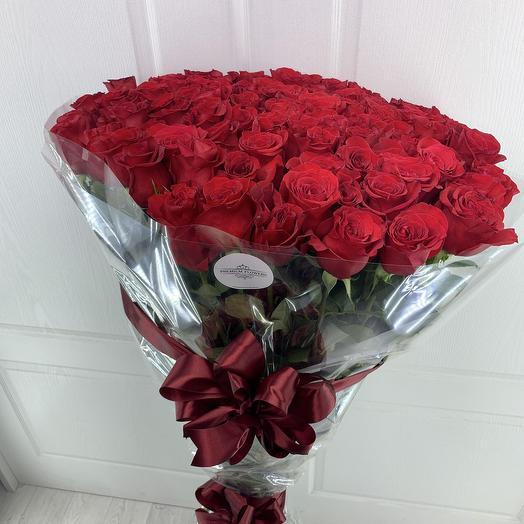 Гигантские розы - 140 см (51шт)