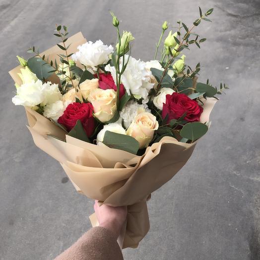 Крем-сода: букеты цветов на заказ Flowwow