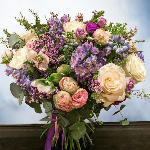 Итальянский полдень: букеты цветов на заказ Flowwow
