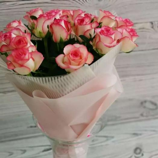 Джамилия Росе: букеты цветов на заказ Flowwow