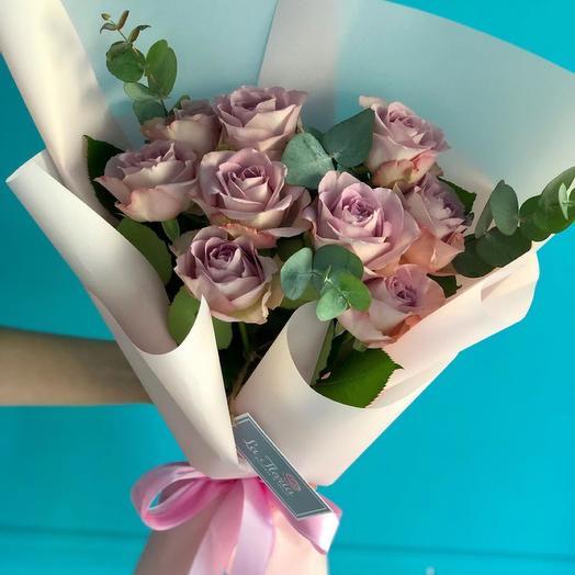 Букет комплимент из Розы Мемори Лейн