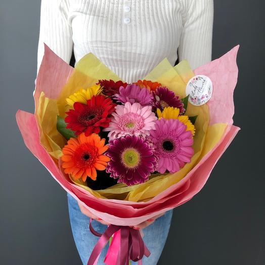 Lady Flowers - «Яркий день»