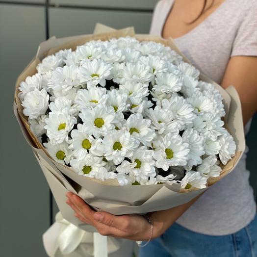 Букет из хризантемы Марта