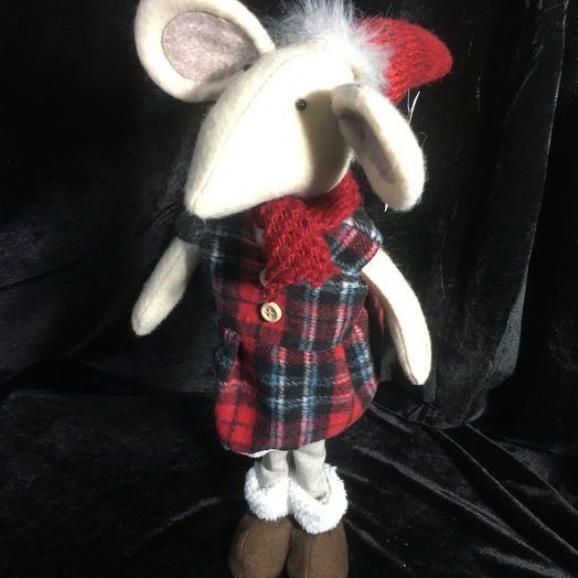 Игрушка Интерьерная мышь