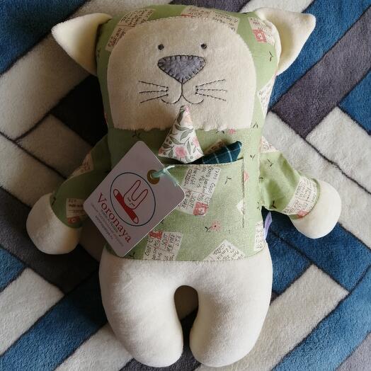 Дизайнерская игрушка VORONAYA TOYS BIG Котик 040511