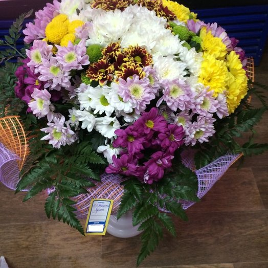 Летний сад: букеты цветов на заказ Flowwow