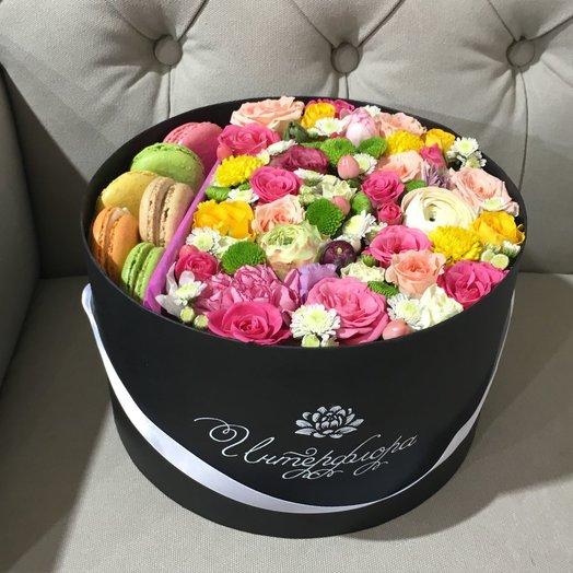 Букет 250: букеты цветов на заказ Flowwow