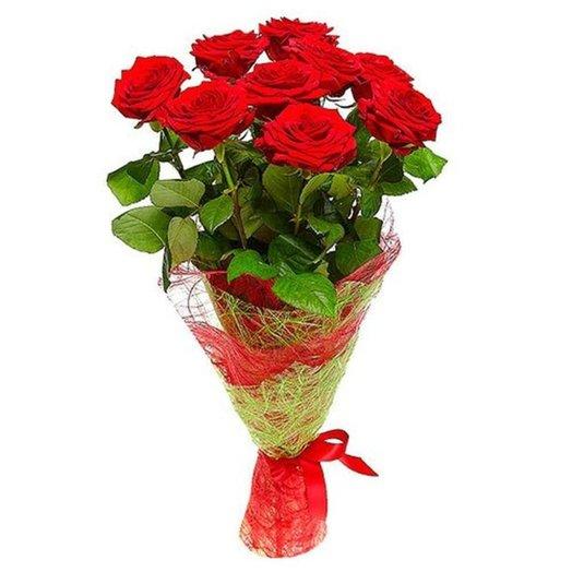 Строгий: букеты цветов на заказ Flowwow