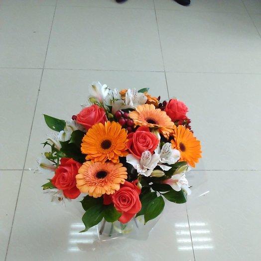 Букет флориста