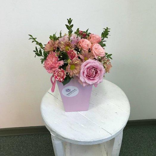Сумка : букеты цветов на заказ Flowwow