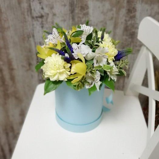 Лимоновый сорбет: букеты цветов на заказ Flowwow