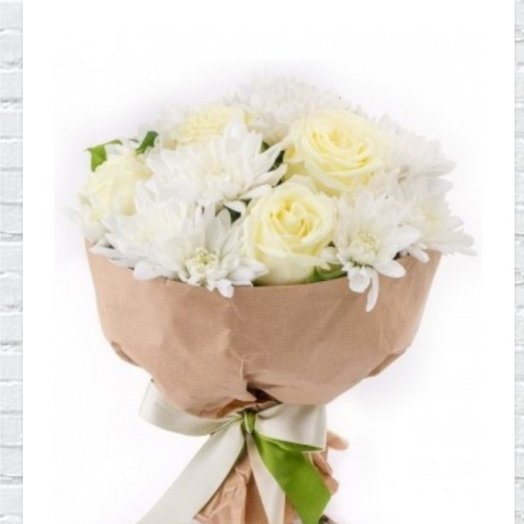 Безе: букеты цветов на заказ Flowwow