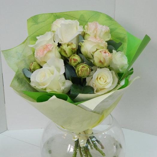 Нихан: букеты цветов на заказ Flowwow