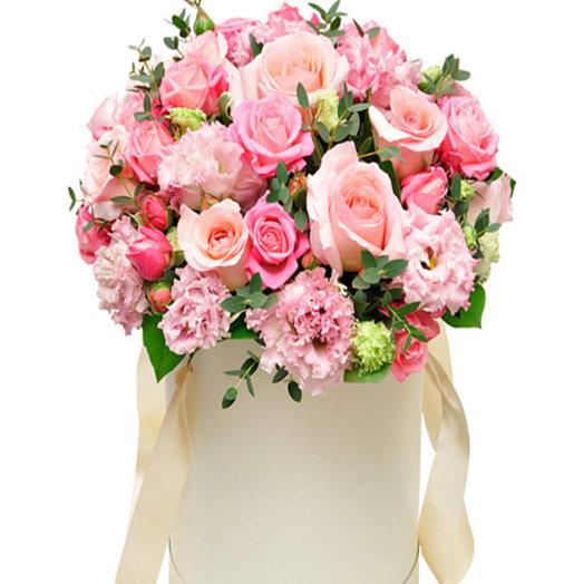 Люблю : букеты цветов на заказ Flowwow