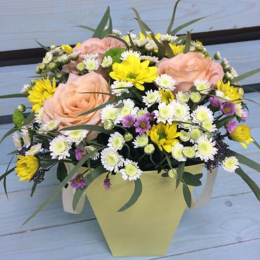 Фонтан: букеты цветов на заказ Flowwow