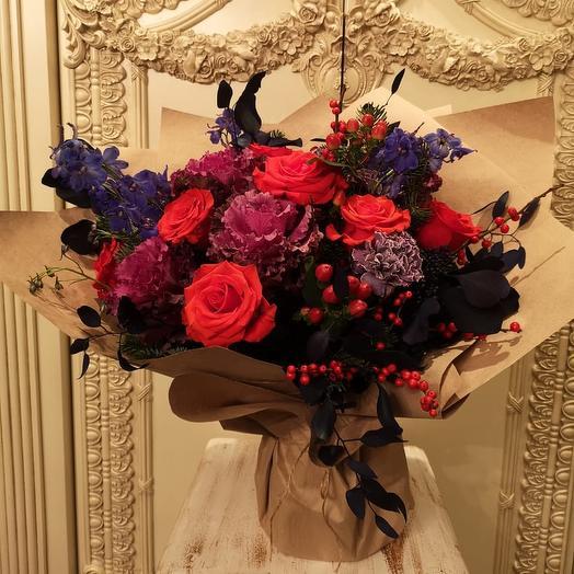 Мирандина: букеты цветов на заказ Flowwow
