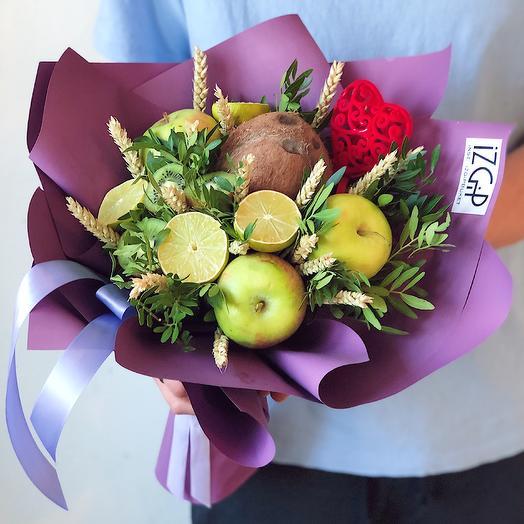 Fruit 9: букеты цветов на заказ Flowwow