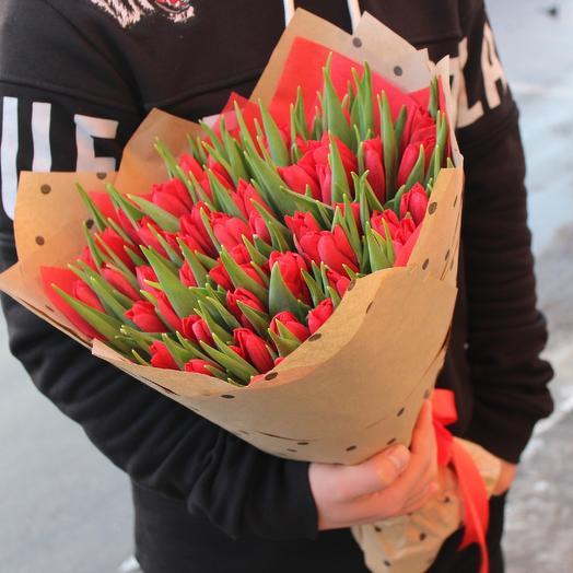 Красныетюльпаны