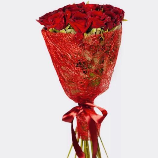 Любовь и преданность: букеты цветов на заказ Flowwow