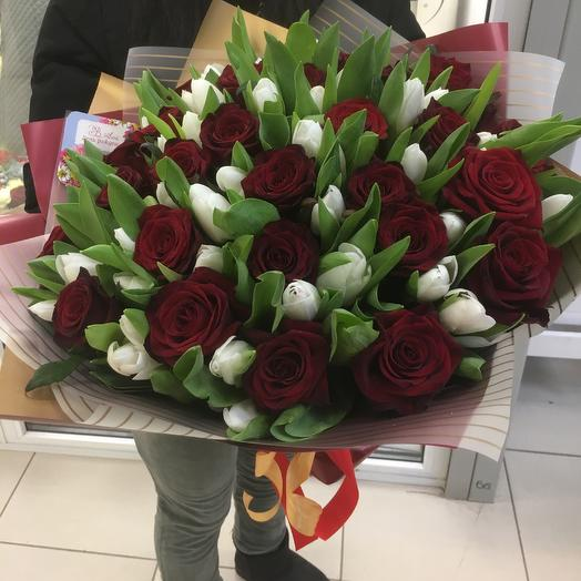 Красота: букеты цветов на заказ Flowwow