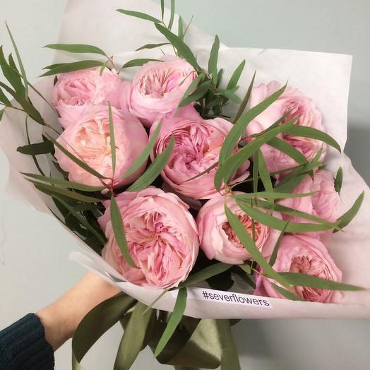 Альбион: букеты цветов на заказ Flowwow