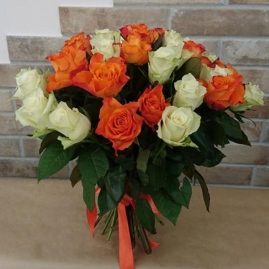 Классика малая: букеты цветов на заказ Flowwow