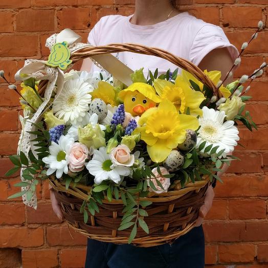 Easter collection_1: букеты цветов на заказ Flowwow