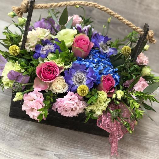 Волшебница: букеты цветов на заказ Flowwow