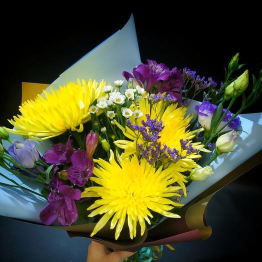 Крик: букеты цветов на заказ Flowwow