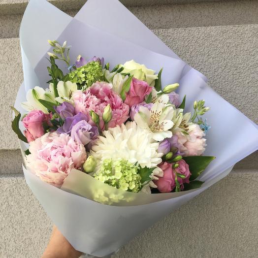 Букет 2238: букеты цветов на заказ Flowwow