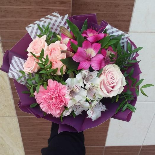 Сэнди: букеты цветов на заказ Flowwow