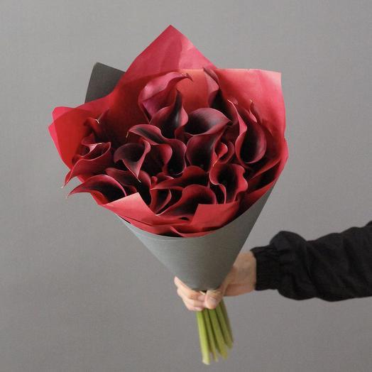 "Букет ""Розовое вино"": букеты цветов на заказ Flowwow"