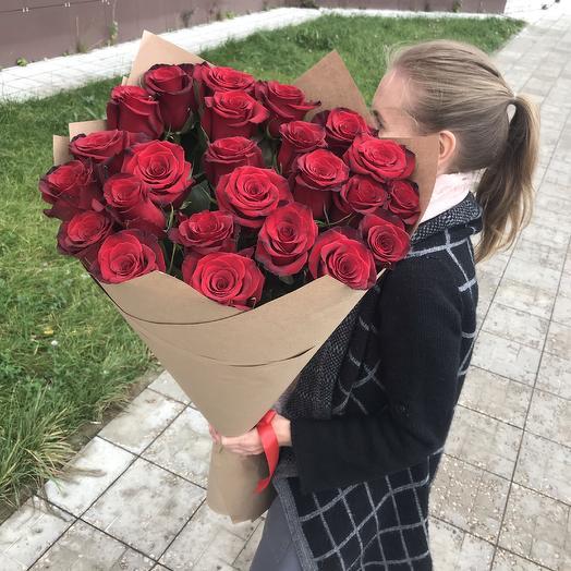 Ох уж зти розв!️: букеты цветов на заказ Flowwow