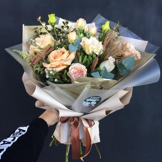 Корица: букеты цветов на заказ Flowwow