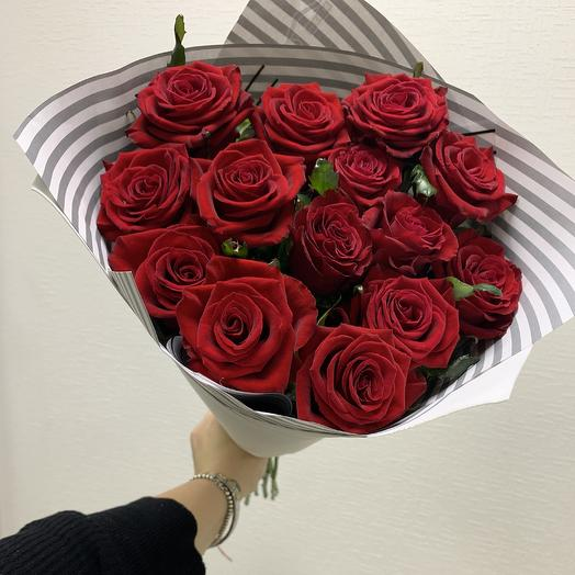 Я соскучился: букеты цветов на заказ Flowwow