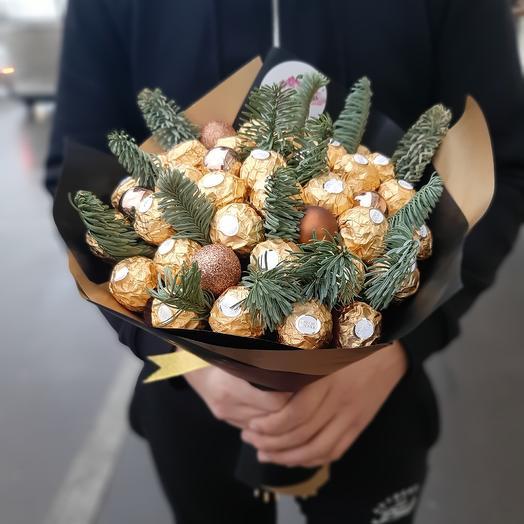 Новогодные сладости
